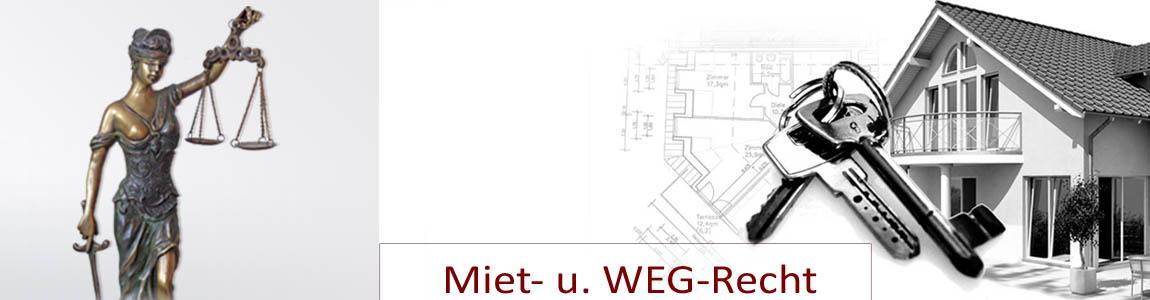 Miet- u. WEG-Recht